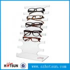 La fábrica de China Hot Sell Promoting Acrylic Glasses Display/Perspex Eyewear Stand/Plexiglass Sunglasses Display
