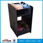 China Wholesale acrylic coffee cup organizer coffee condiment organizer factory