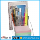China acrylic desk accessaries container/organizer factory