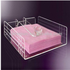 China acrylic napkin tray wholesale factory