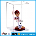 La fábrica de China action figures acrylic display case hotsun company display
