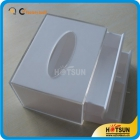China creative acrylic tissue box/tissue box factory