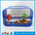 China custom plastic fish tanks acrylic aquariums factory