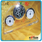 China high-end acrylic calendar with watches factory