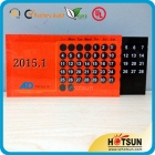 China low price custom calendar printing factory