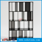 China perspex book shelf manufacturers china factory