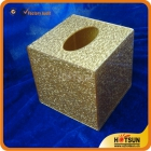 China rectangle acrylic tissue box/napkin holder factory