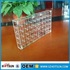 La fábrica de China sophisticated technology acrylic partition box