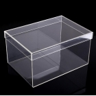 중국 wholesale cheap clear acrylic shoe sneaker box 공장