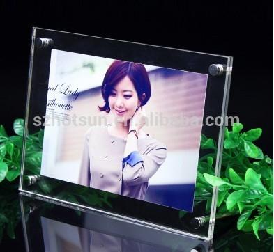 11x14 waterproof desktop wholesale acrylic picture frames