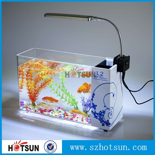 Custom high quality Eco acrylic fish tanks acrylic aquariums China
