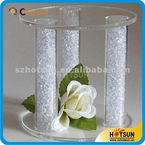 Plexiglass Box Cake Stand