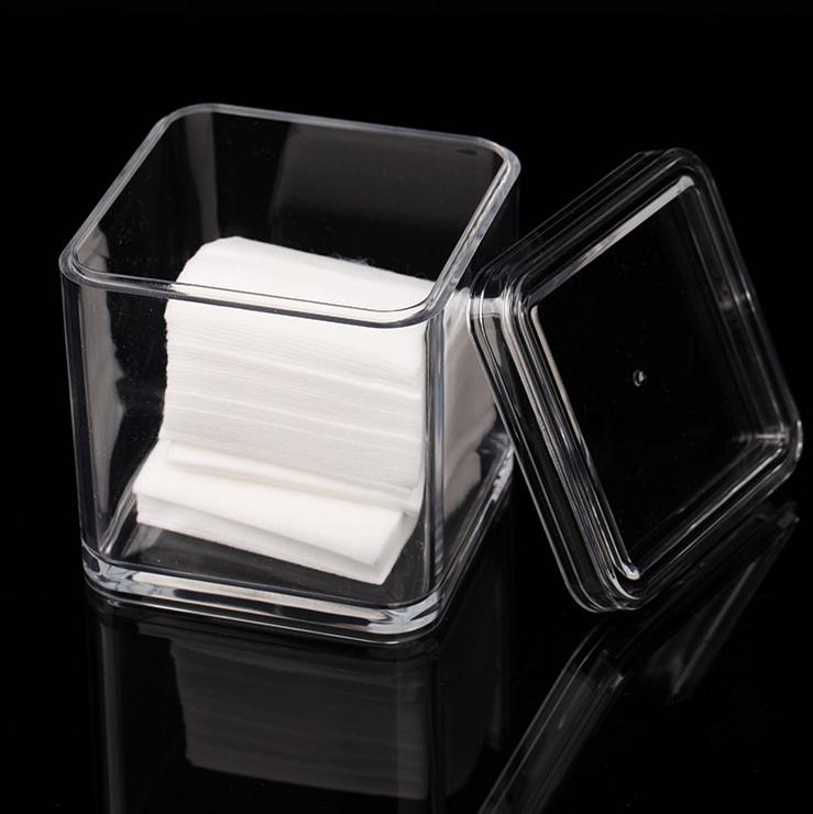 Acrylic Box With Led : Cylinder clear acrylic high end candy box with slip lid