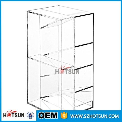Hot Useful Acrylic Office Desk File Organizer Perspex Sorter