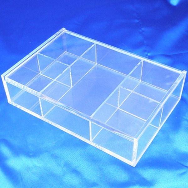 Acrylic Jewelry Boxes : Top grade classical acrylic jewelry box necklace organizer