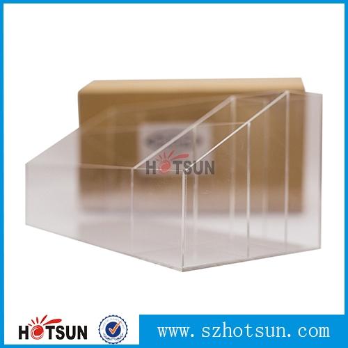Wholesale cosmetic plastic desk organizer storage acrylic - Acrylic desk organizer ...