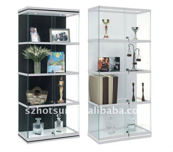 Beautiful design acrylic living room display cabinet for Living room display cabinets designs