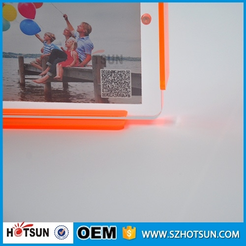 Clear Acrylic Picture Photo Frame Photo Frame 4x6 5x7