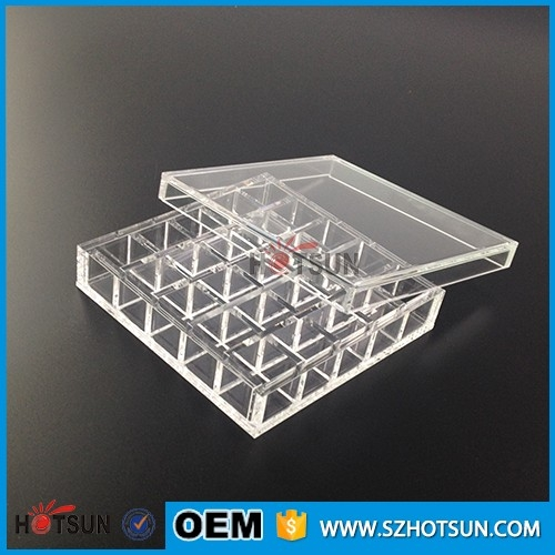 Stable Quality Clear Acrylic Display Box With Lid