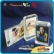China Manufacturer supplies double sided acrylic photo frame with magnets exporter